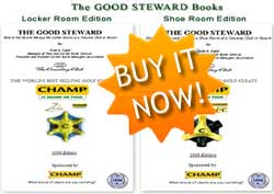 Get, The GOOD STEWARD Book!!